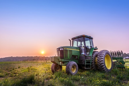 agricultural machinery auctions in Ohio