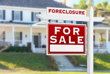 Foreclosed Homes at Real Estate Auctions