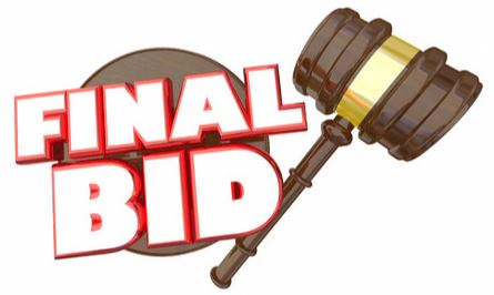 Winning Real Estate Auctions